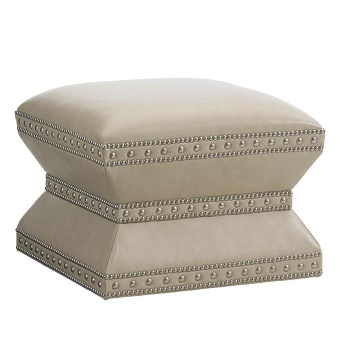 LAUREL CANYON Wheatley Ottoman by Lexington at Baer's Furniture
