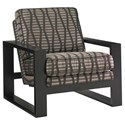 Lexington Lexington Upholstery Axis Chair - Item Number: 1516-11-5882-71