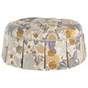 Lexington Lexington Upholstery Lauren Ottoman - Item Number: 1533-44