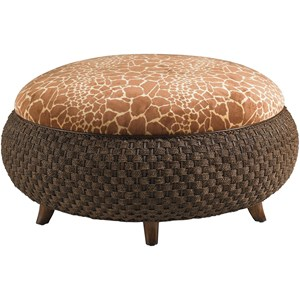 Lexington Lexington Upholstery Kenya Cocktail Ottoman