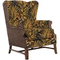 Lexington Lexington Upholstery Customizable Sanctuary Wing Chair - Item Number: 1564-11