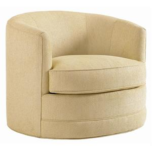 Lexington Lexington Upholstery Graniers Swivel Chair