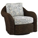 Lexington Lexington Upholstery Cody Swivel Chair - Item Number: 7378-11SW