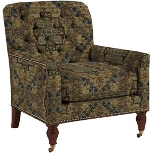 Lexington Lexington Upholstery Customizable Sandhurst Chair