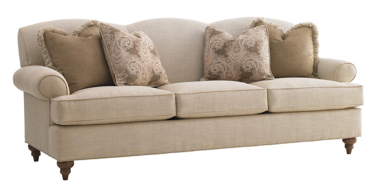 Lexington Upholstery Montgomery Sofa by Lexington at Johnny Janosik