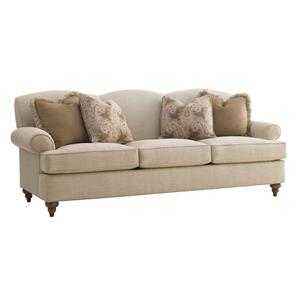 Lexington Lexington Leather Westchester Tufted Back Sofa