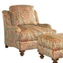 Lexington Lexington Upholstery Elton Chair - Item Number: 7614-11