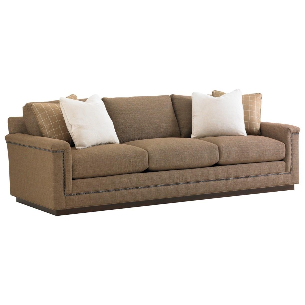 Lexington Upholstery Balance Sofa by Lexington at Jacksonville Furniture Mart