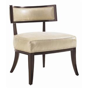 Lexington Lexington Leather Byblos Armless Chair