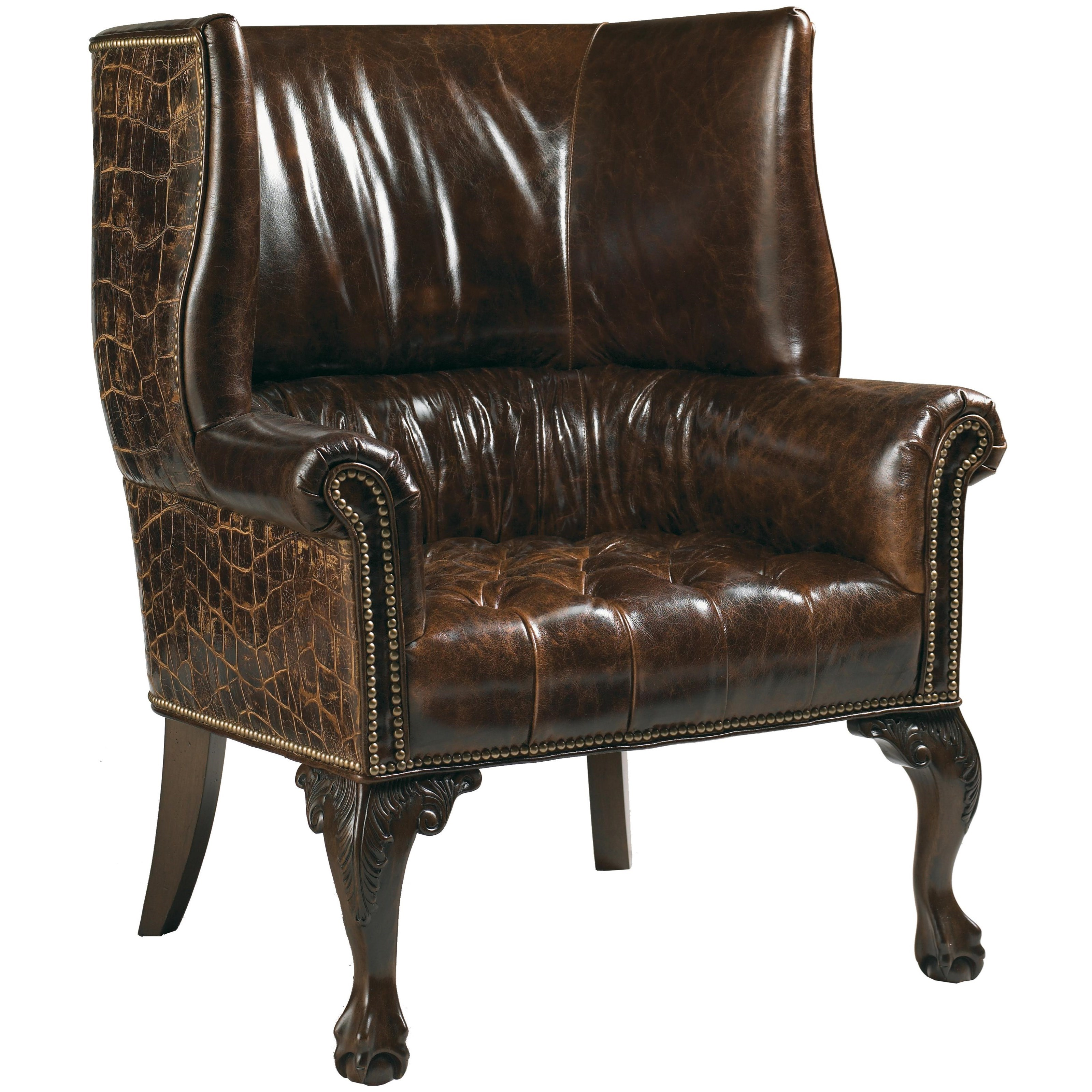 Cardiff Leather Chair