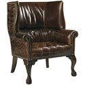 Lexington Lexington Leather Cardiff Leather Chair - Item Number: LL7531-11AA