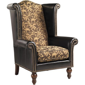 Lexington Lexington Leather Customizable Kings Row Leather Chair