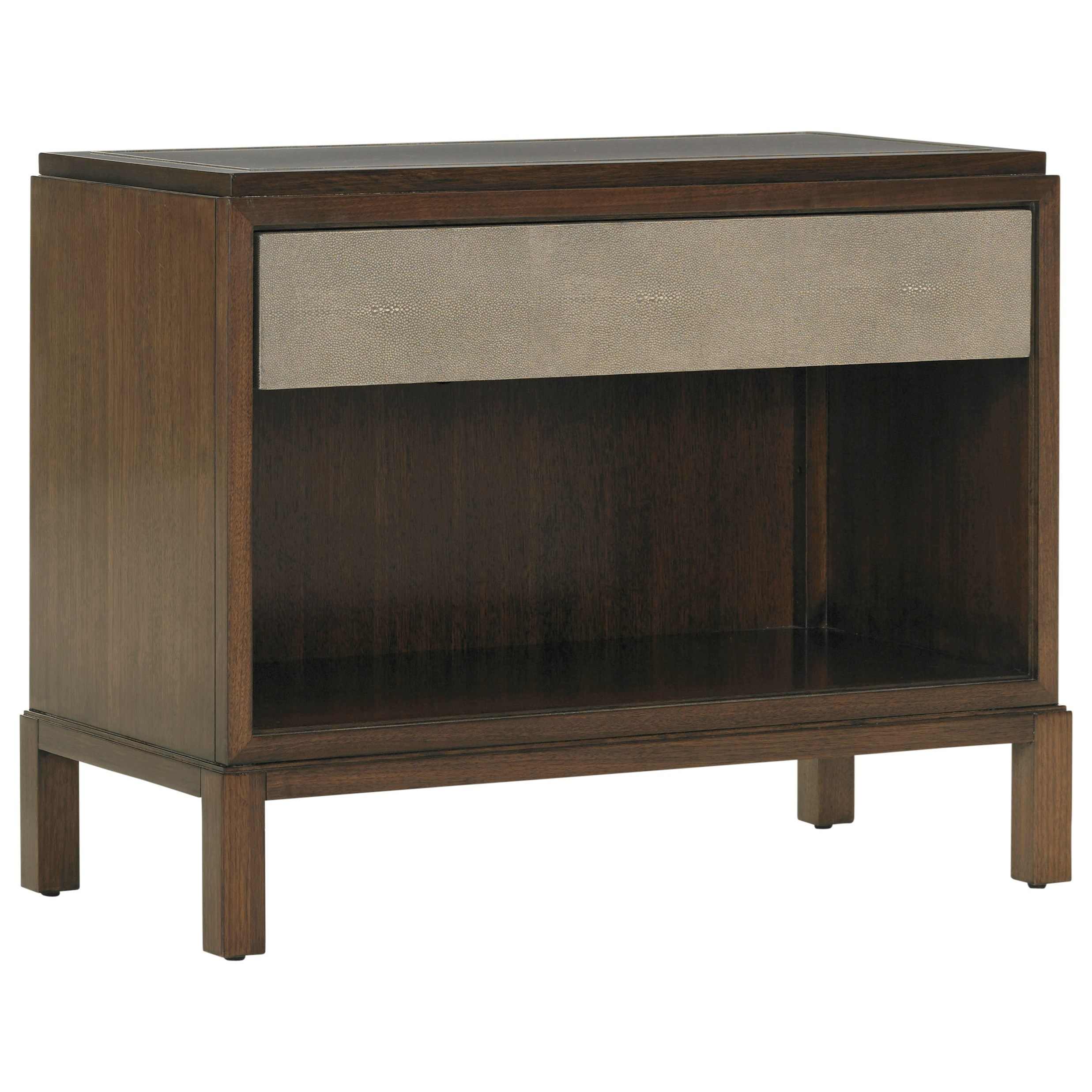 MacArthur Park Pandora Nightstand by Lexington at Johnny Janosik