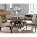 Lexington MacArthur Park 5 Pc Villa Grove Dining Set - Item Number: 729-870C+4X729-882-01