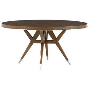 Lexington MacArthur Park Strathmore Round Dining Table