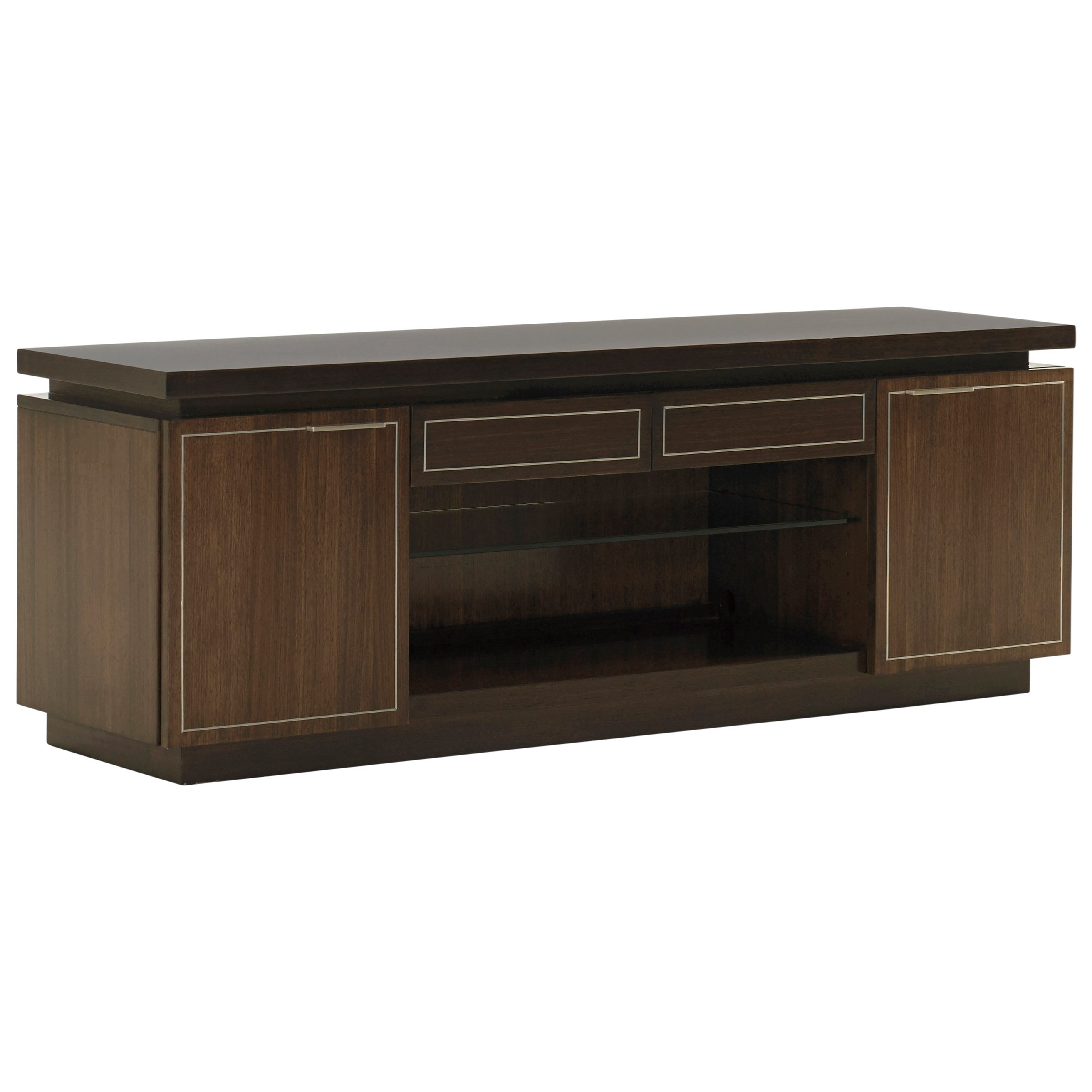 MacArthur Park Highview Media Console by Lexington at Johnny Janosik