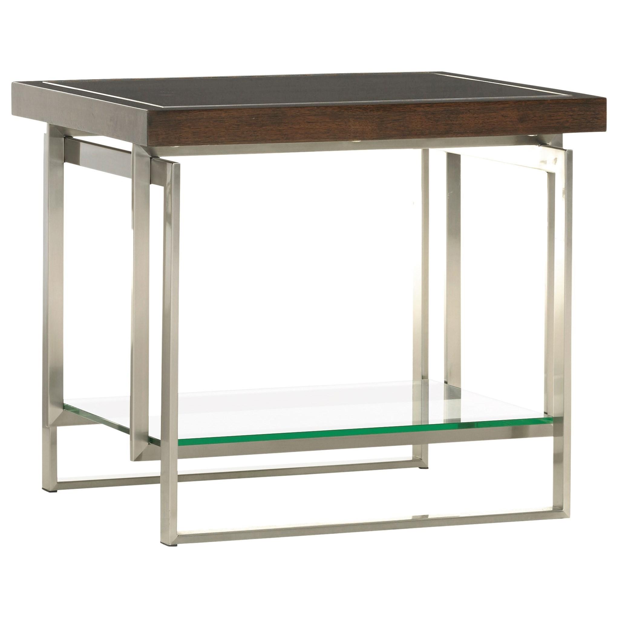 Lexington MacArthur Park Granville End Table - Item Number: 729-957C
