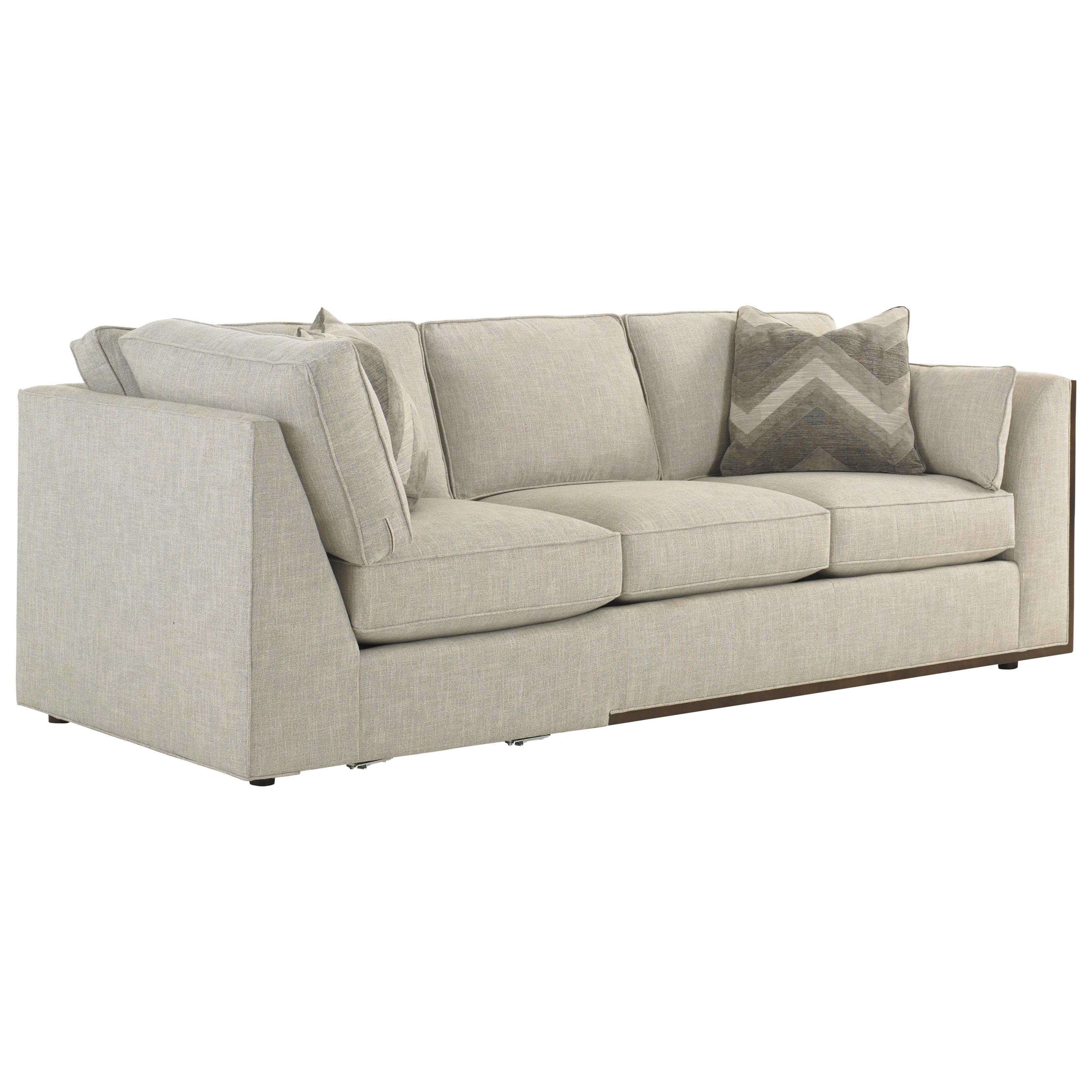 Lexington Macarthur Park Westcliffe Sectional Sofa Does