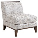 Lexington MacArthur Park Branford Armless Chair - Item Number: 7637-11-5130-11