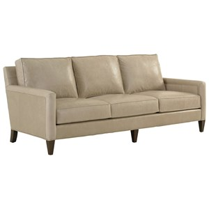 Lexington MacArthur Park Foxboro Leather Sofa