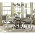 Lexington Oyster Bay 6 Pc Dining Set - Item Number: 714-875C+5X714-881