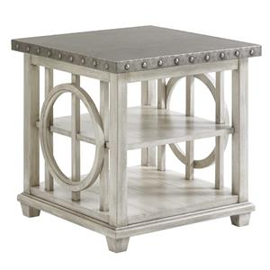 Lexington Oyster Bay LEWISTON END TABLE