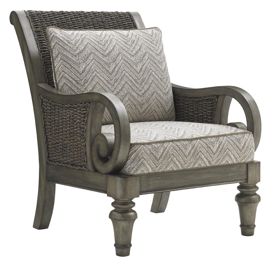 Lexington Oyster Bay 7704 11 Glen Cove Chair With Scrolled