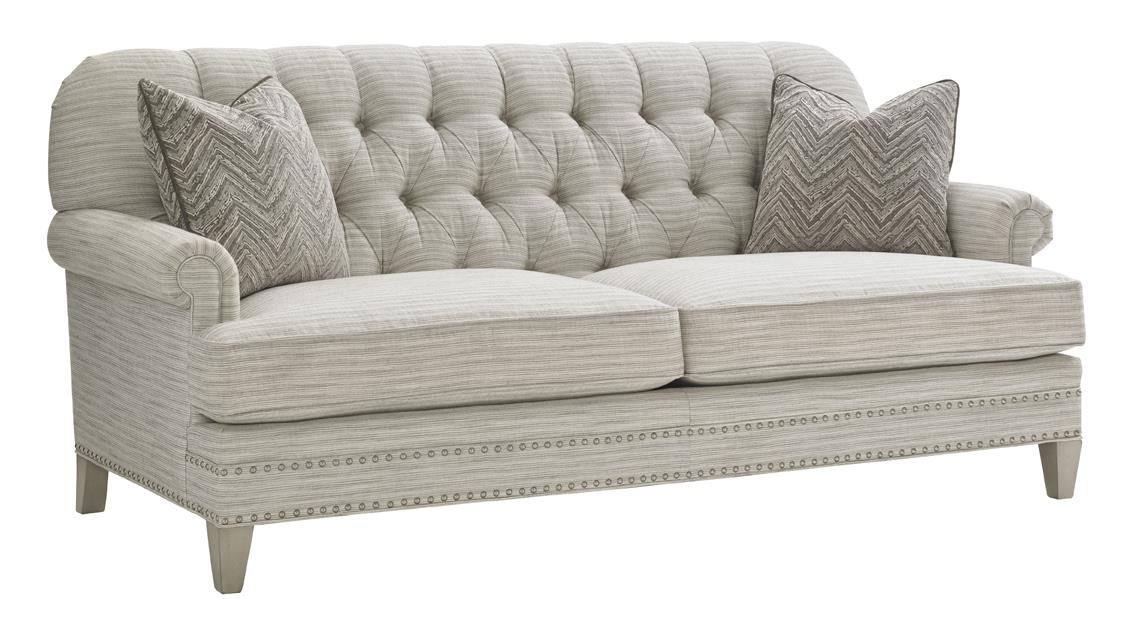 Oyster Bay Hillstead Settee by Lexington at Baer's Furniture