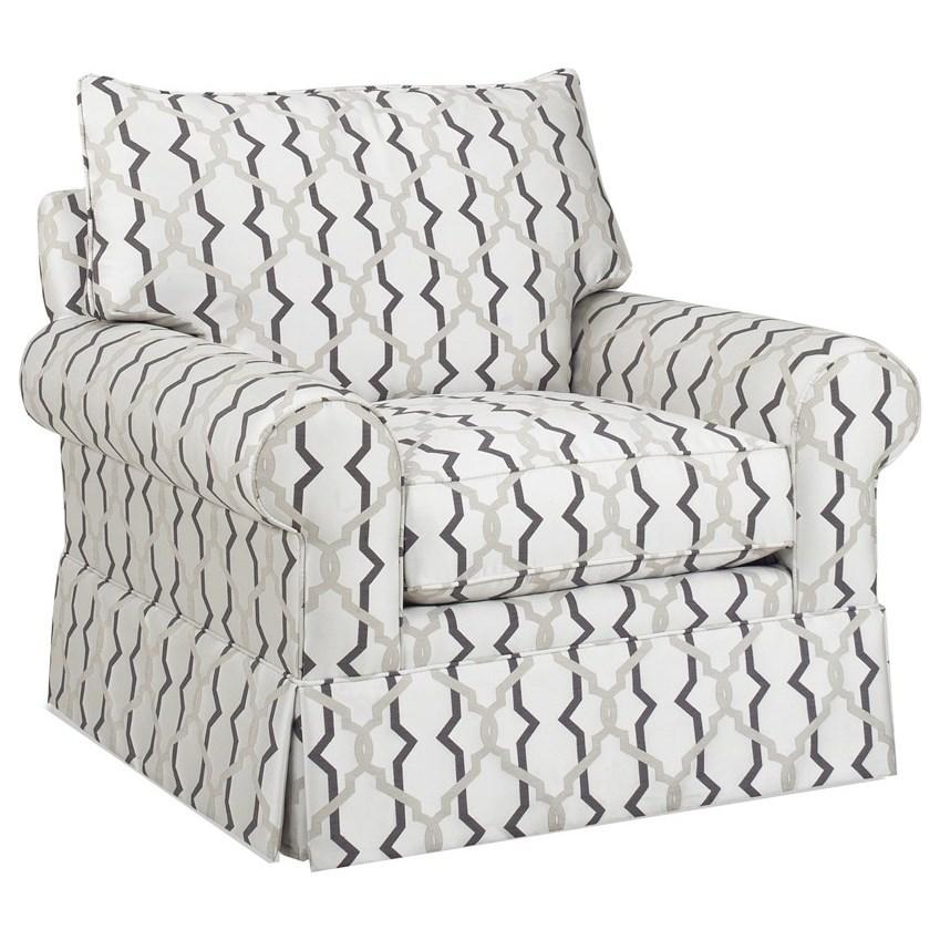 Bristol Customizable Swivel Chair