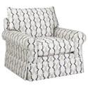 Lexington Personal Design Series Bristol Customizable Swivel Chair - Item Number: 6300-11SW-5266-11