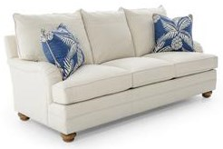 Lexington Personal Design Series Tanner Customizable Sofa