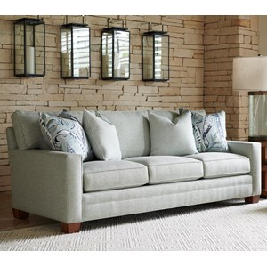 Bedford Customizable 3- Cushion Sofa