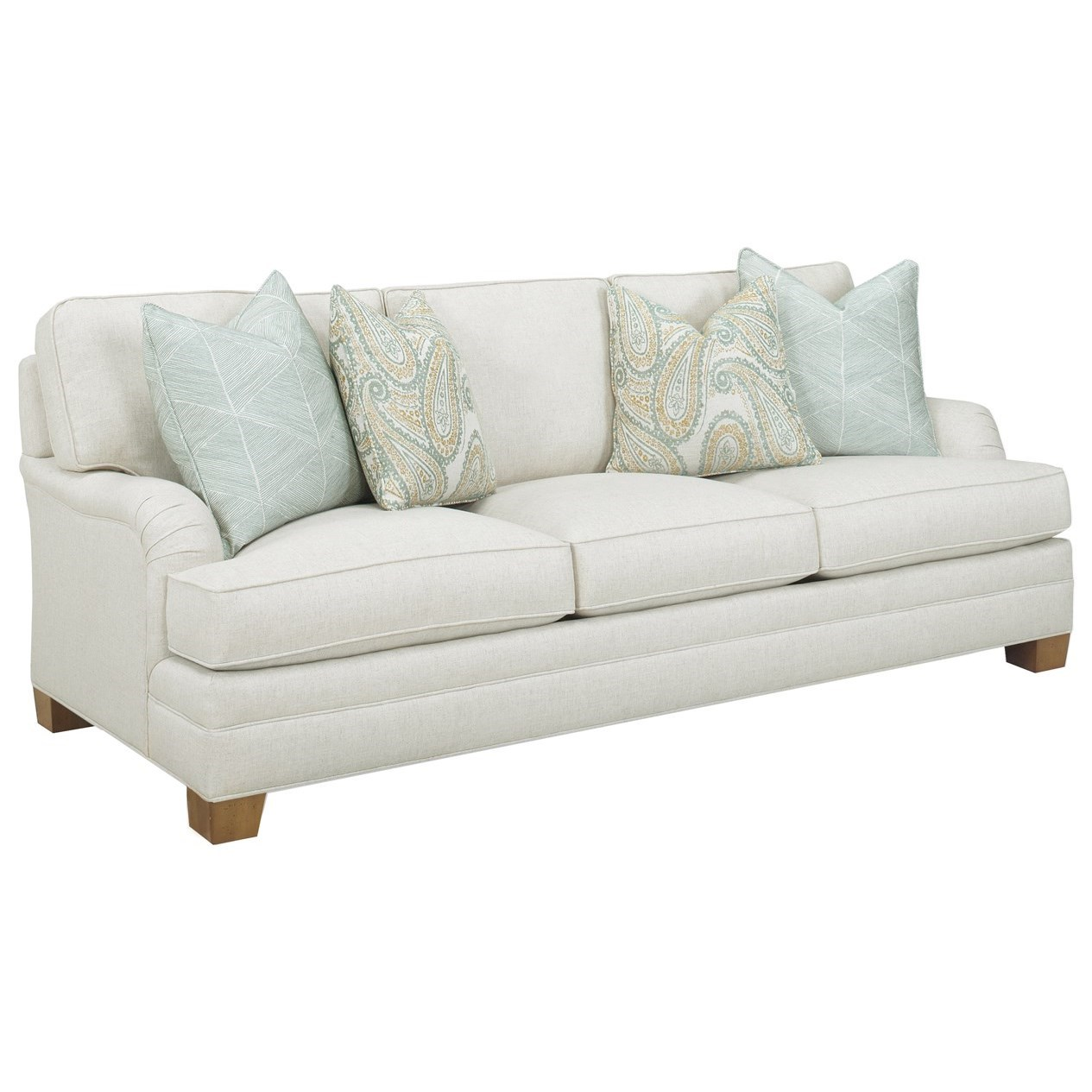 Personal Design Series Townsend Customizable Sofa by Lexington at Johnny Janosik