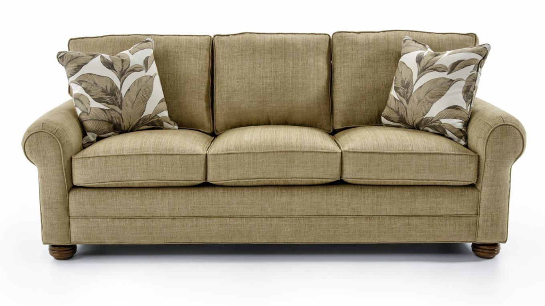 Lexington Personal Design Series Customizable Bennett Sofa  - Item Number: 7330-33 S