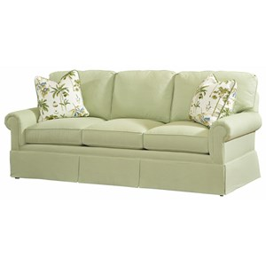 Lexington Personal Design Series Customizable Bennett Queen Sleeper Sofa