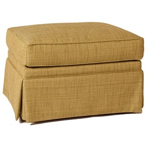 <b>Customizable</b> McConnell Ottoman