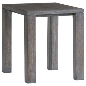 Impulse Rectangular End Table