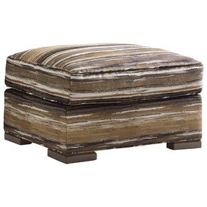 Lexington Shadow Play Delshire Ottoman