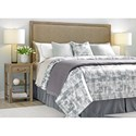 Lexington Shadow Play Uptown King Faux Leather Upholstered Headboard
