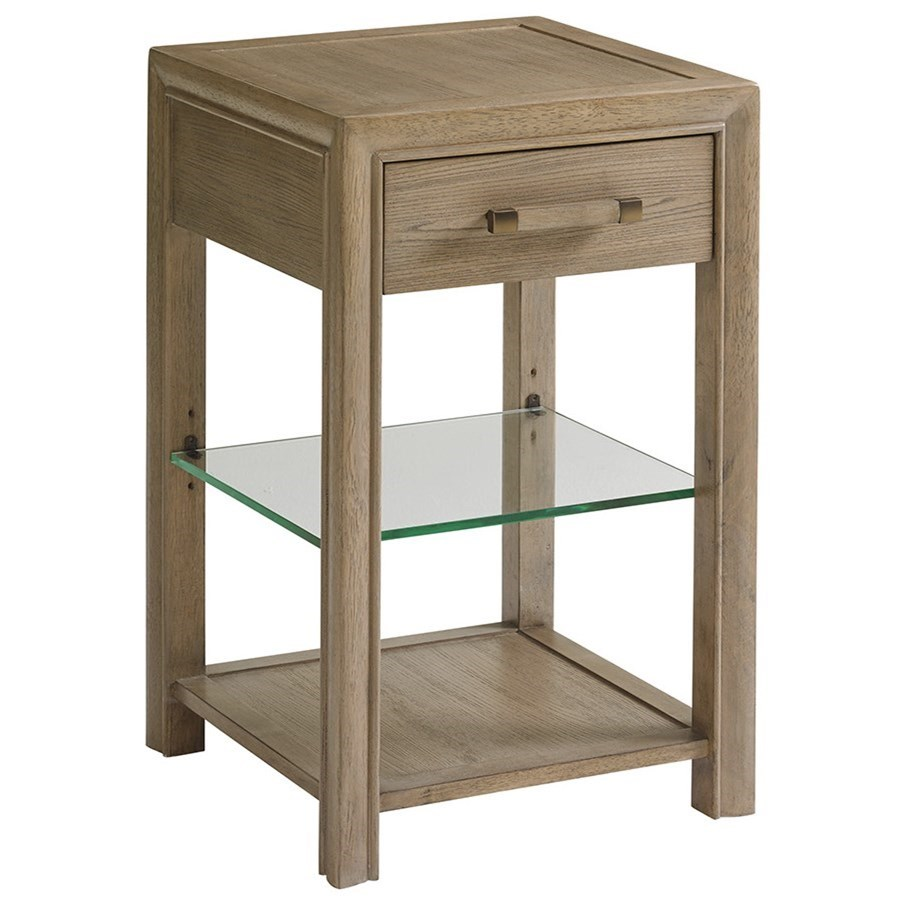 Shadow Play Legacy Night Table by Lexington at Jacksonville Furniture Mart