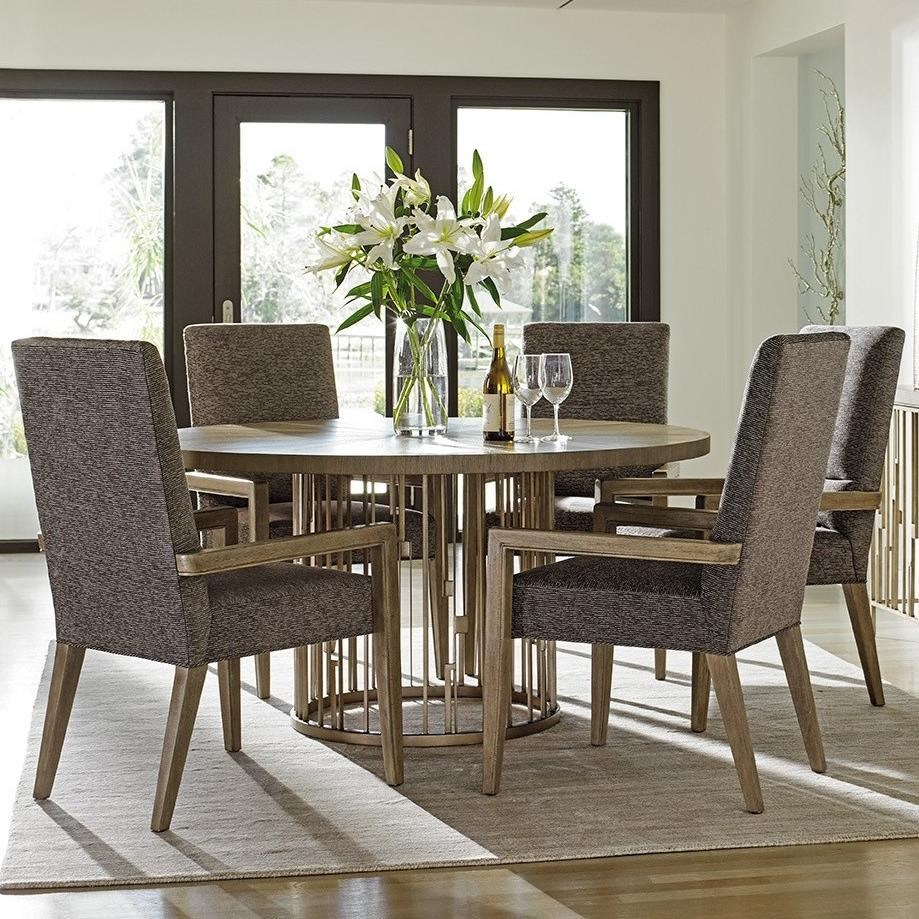 Shadow Play 6 Pc Dining Set by Lexington at Jacksonville Furniture Mart