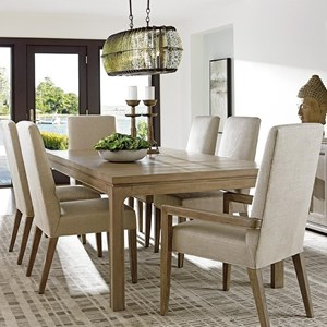 Lexington Shadow Play 7 Pc Dining Set