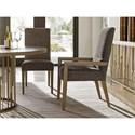 Lexington Shadow Play Metro Side Chair with Customizable Fabrics