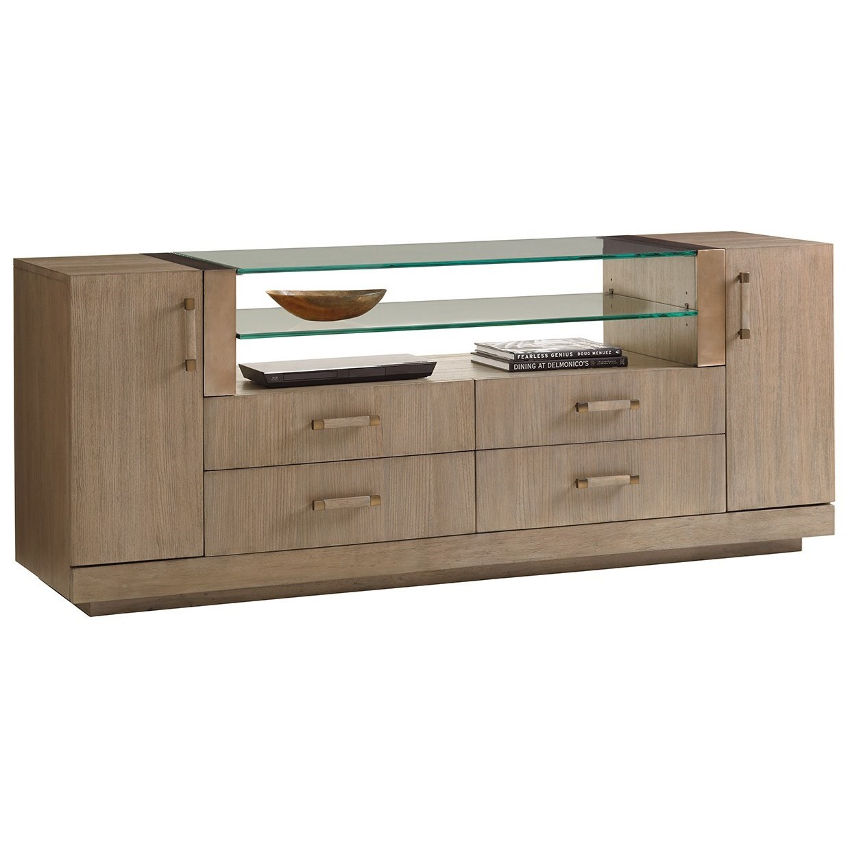 Shadow Play Turnberry Media Console by Lexington at Jacksonville Furniture Mart