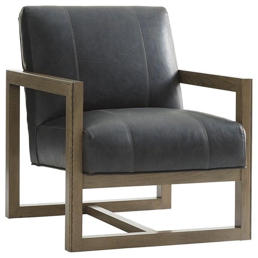 Lexington Shadow Play Harrison Modern Chair With