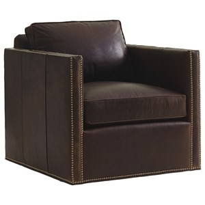 Lexington Shadow Play Hinsdale Swivel Chair