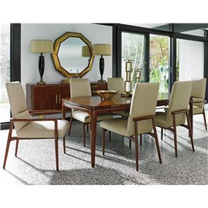 Lexington TAKE FIVE 7 Pc Dining Set