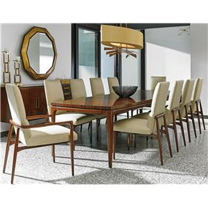 Lexington TAKE FIVE 11 Pc Dining Set