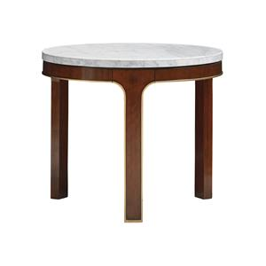 Lexington TAKE FIVE Interlude Round End Table