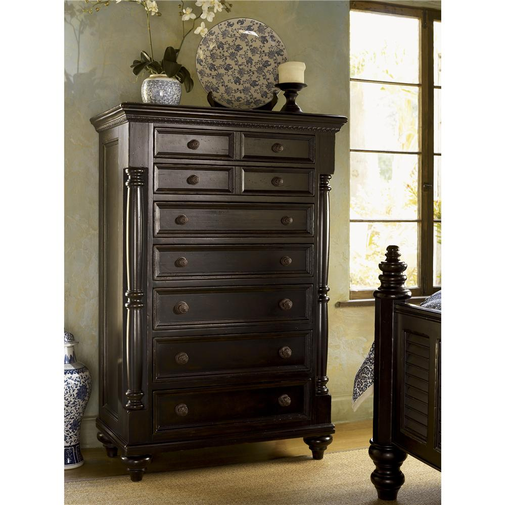 Tommy Bahama Home Kingstown Stony Point Chest - Item Number: 01-0619-307